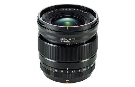 Fujifilm Fujinon XF 16mm F1,4 R WR