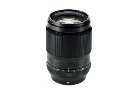 Fujifilm Fujinon XF 90mm F2,0 R LM WR