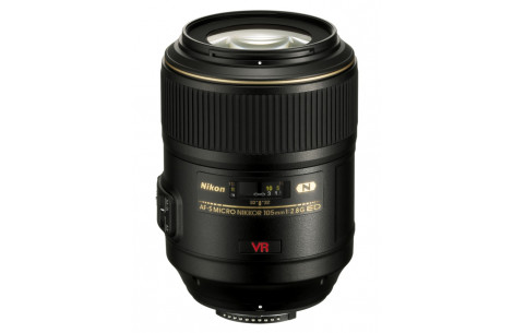 Nikon AF-S NIKKOR 105mm F2,8 G IF-ED Micro VR  - Sofortrabatt bereits abgezogen