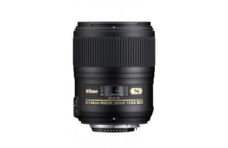 Nikon AF-S Micro-NIKKOR 60mm F2,8 G ED