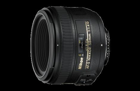 Nikon AF-S NIKKOR 50 mm F1,4 G