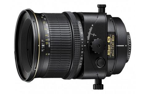 Nikon PC-E NIKKOR 45mm F2,8 D ED Micro