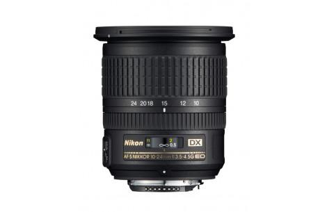 Nikon AF-S DX NIKKOR 10-24mm F3,5-4,5G ED