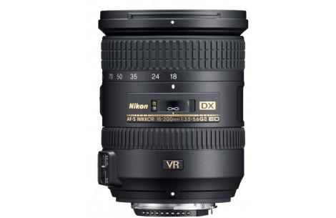 Nikon AF-S DX NIKKOR 18-200mm F3,5-5,6 G ED VR II  - Sofortrabatt bereits abgezogen
