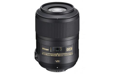 Nikon AF-S DX NIKKOR 85mm F3,5 G ED VR Micro
