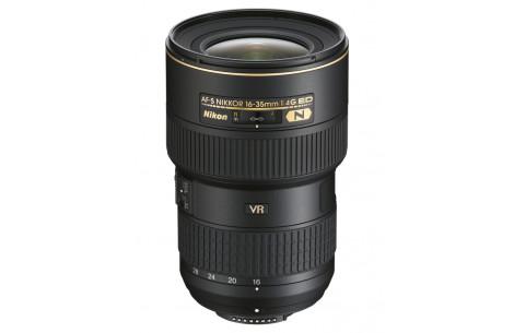 Nikon AF-S NIKKOR 16–35mm F4 G ED VR  - Sofortrabatt bereits abgezogen