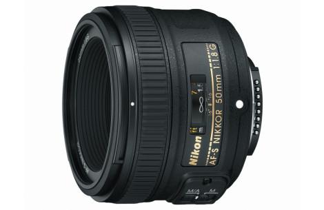 Nikon AF-S NIKKOR 50 mm F1,8 G