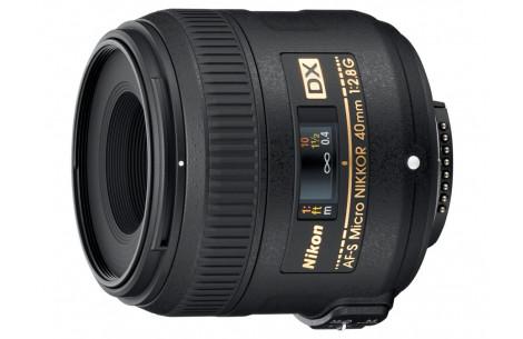 Nikon AF-S DX NIKKOR 40mm F2.8 G Micro