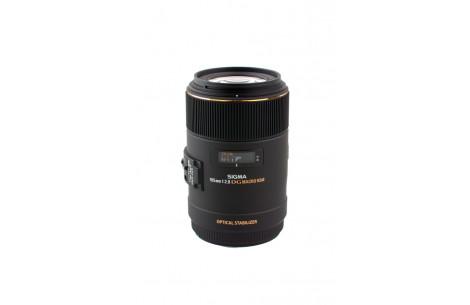 Sigma AF 105mm F2,8 EX DG OS HSM Macro für Canon