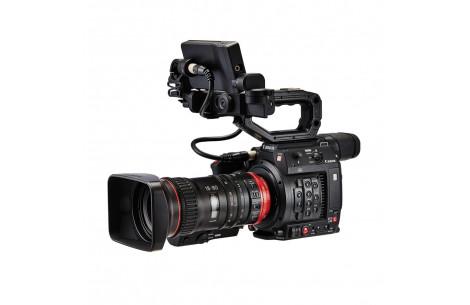 Canon EOS C200 Kit + 18-80mm T4.4 L IS KAS S
