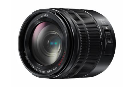 Panasonic Lumix G VARIO 14-140mm F3,5-5,6 ASPH. II Power O.I.S.
