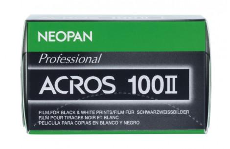 Fuji Neopan Acros 100 II EC 135/36 SW KB-Film