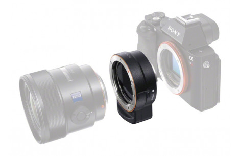 Sony Adapter LA-EA3 (Sony A an Sony FE)
