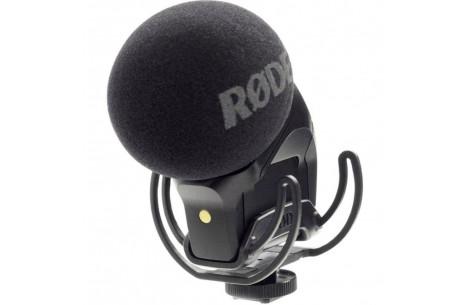 RØDE Mikrofon Stereo VideoMicPro Rycote