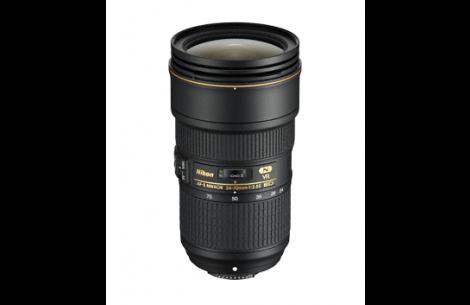 Nikon AF-S NIKKOR 24-70mm F2.8 E ED VR