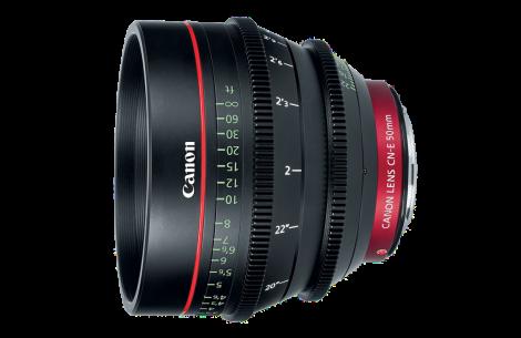 Canon CN-E 135mm T 2.2 LF (F)