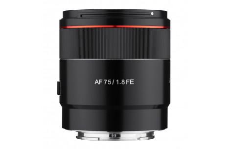 Samyang AF 75mm F1.8 FE Sony E