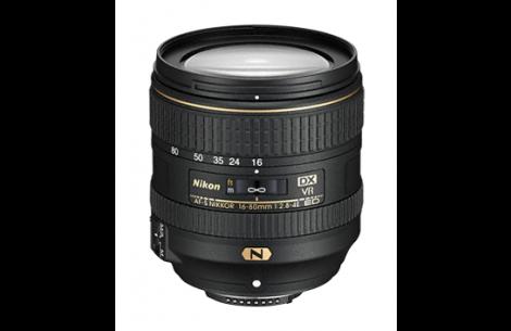 Nikon AF-S DX NIKKOR 16-80mm F2,8-4,0 E ED VR  - Sofortrabatt bereits abgezogen
