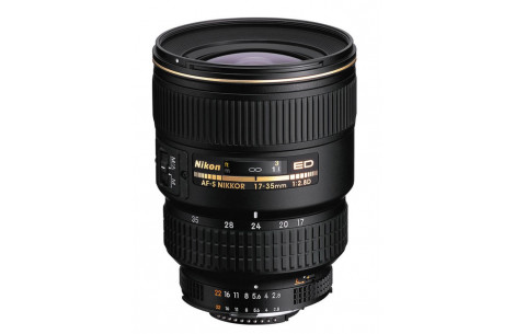 Nikon AF-S NIKKOR 17-35mm F2,8 D IF-ED