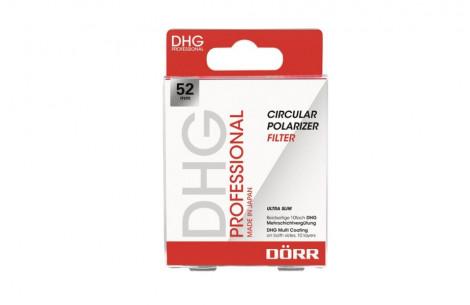 Dörr Filter Pol DHG zirkular 52