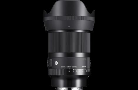 Sigma 35mm F1,4 DG DN -A- Sony FE