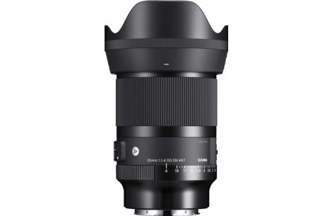 Sigma 35mm F1,4 DG DN -A- L-Mount