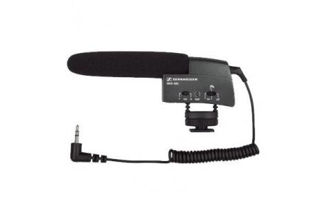 Sennheiser MKE 400 Kameramikrofon