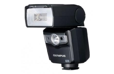 Olympus FL-600R drahtloser Biltz schwarz