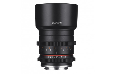 Samyang MF 50mm T1,3 Video APS-C MFT