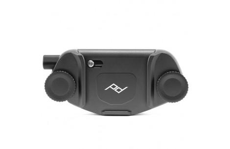 Peak Design Capture Clip v3 Black Kameraclip für DSLR-/DSLM-Kameras an Gurten oder Gürteln