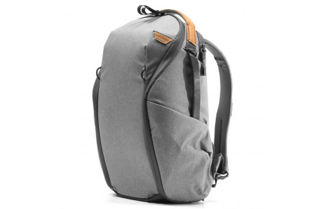 Peak Design Everyday Backpack V2 Zip Foto-Rucksack 15 Liter Ash
