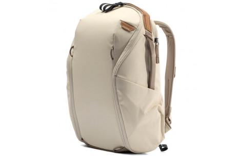 Peak Design Everyday Backpack V2 Zip Foto-Rucksack 15 Liter Bone