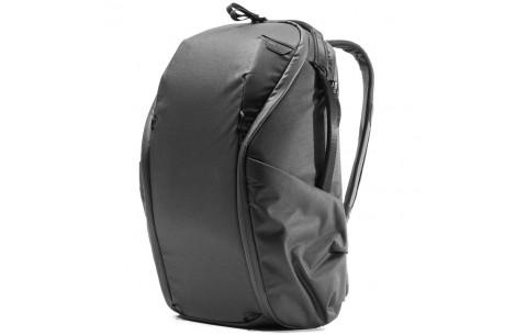 Peak Design Everyday Backpack V2 Zip Foto-Rucksack 20 Liter Schwarz