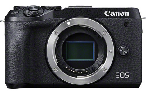 Canon EOS M6 Mark II + EF -M 32mm f/1,4 STM Kit