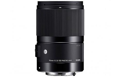 Sigma AF 70mm F2,8 DG Macro -A- (für Sony E)