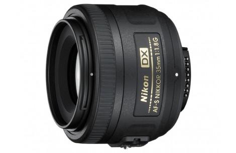 Nikon AF-S DX NIKKOR 35mm F1,8 G