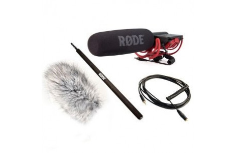 RØDE Mikrofon Video Mic Rycote Set