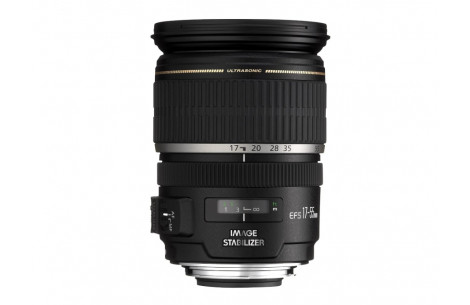 Canon EF-S 17-55mm F2,8 IS USM