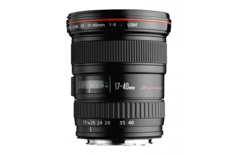 Canon EF 17-40mm F4,0 L USM