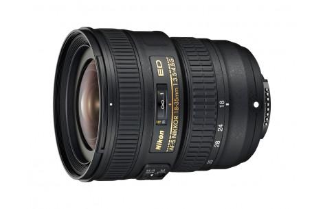 Nikon AF-S NIKKOR 18-35mm F3,5-4,5 G ED
