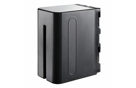 Walimex NP-F 970 Li-Ion Akku für Sony 6600mAh 7,4V 48,8Wh