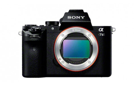 Sony Alpha ILCE-7 Mark II Gehäuse -
