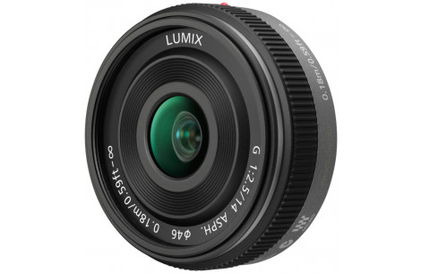 Panasonic Lumix G 14mm F2.5 II Asph. Pancake
