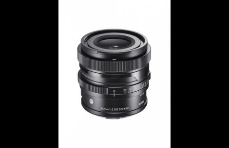 Sigma AF 35mm F2 DG DN