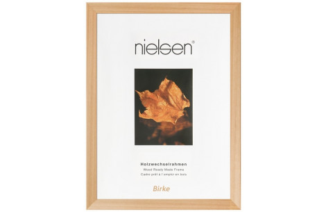 Nielsen Holzrahmen Essential 13x18 birke