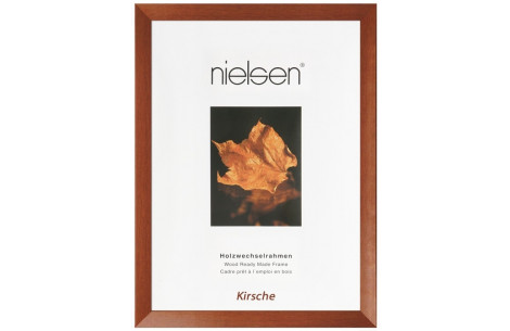 Nielsen Holzrahmen Essential 21x29,7 kirsche