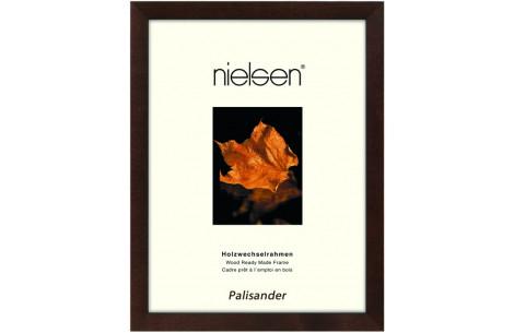 Nielsen Holzrahmen Essential 30x40 schwarz