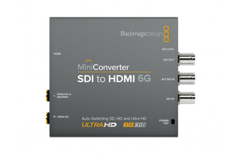 Blackmagic Mini Konverter SDI-HDMI 6G
