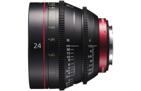Canon CN-E 24mm T 1.5 LF (F)