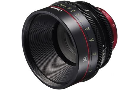 Canon CN-E 50mm T 1.3 LF (F)